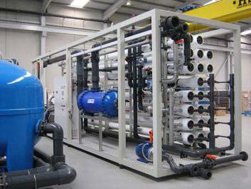Stations D'ultrafiltration (UF)
