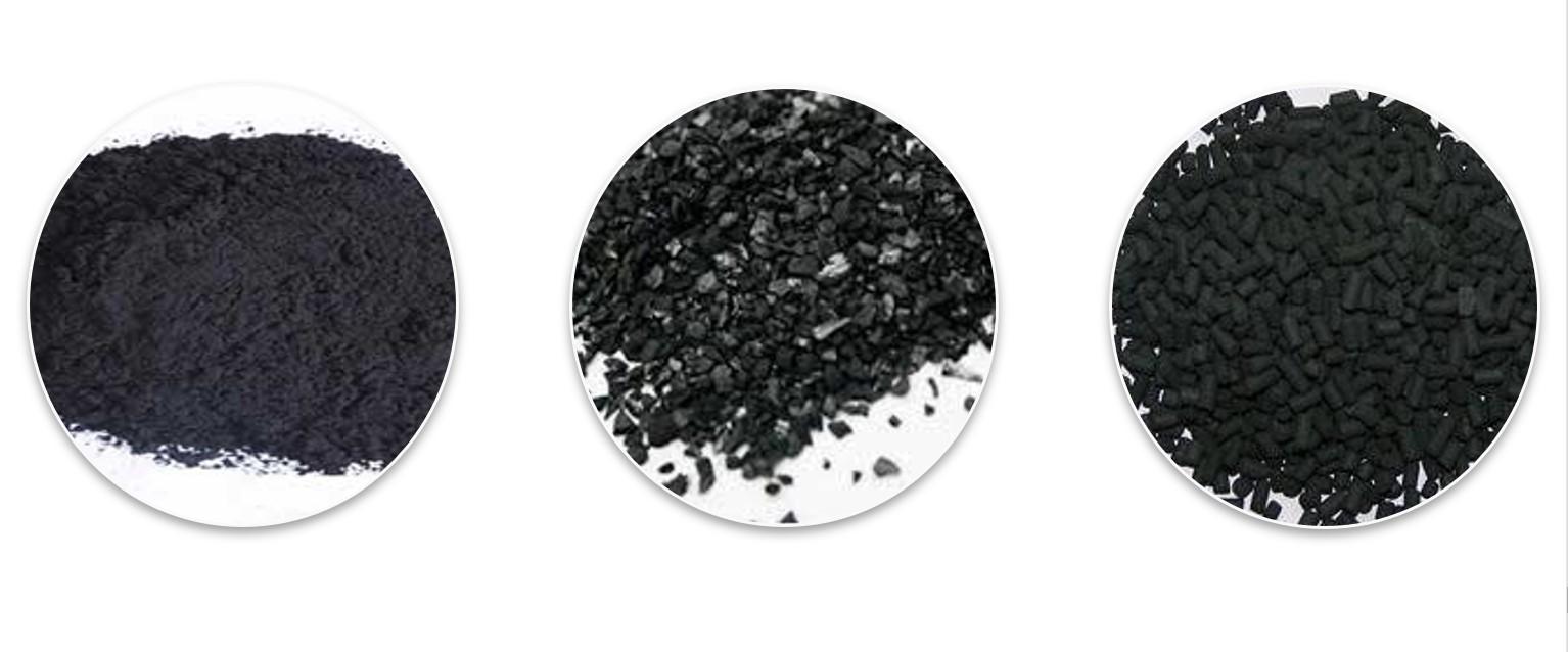 carbon activo KEIKEN