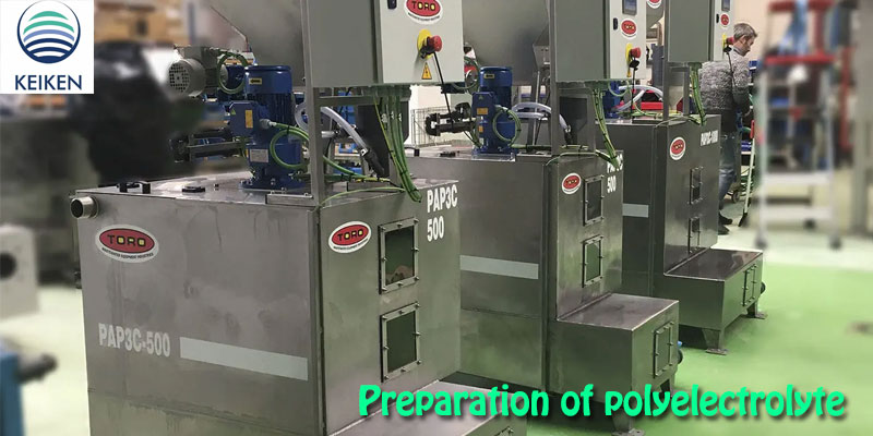 Importance of Polyelectrolyte Preparation Plant