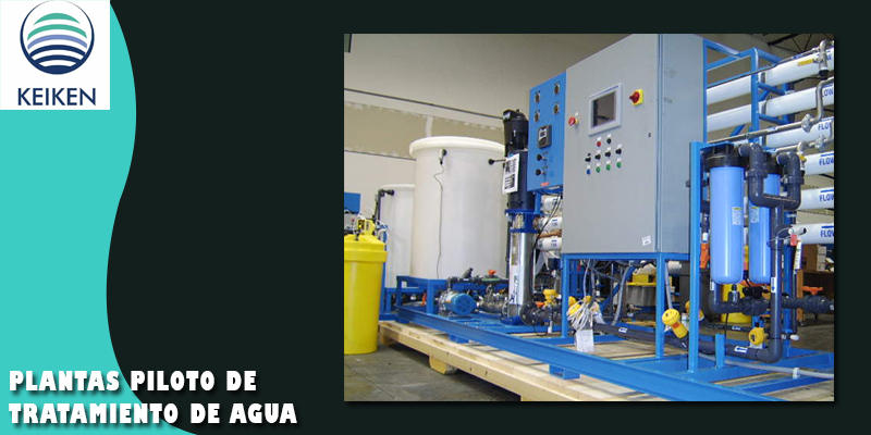 Plantas Piloto de Tratamiento de Agua: Smart Tech for Water Treatment