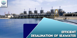 Why Desalination of Seawater by Reverse Osmosis Is the Best Option