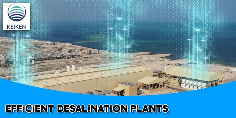 Is solar distillation right for efficient desalination plants?