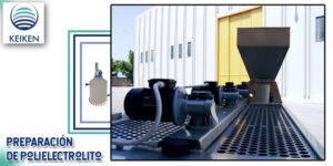 Preparacion de Polielectrolito: Usage in Water Treatment Factories