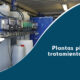 How do pilot plants help in the water treatment & filtration trials?